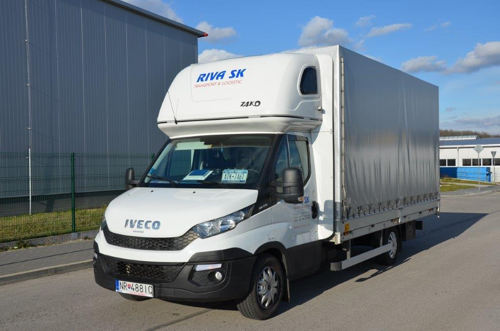 Iveco Daily 35S17, NR 488 IC