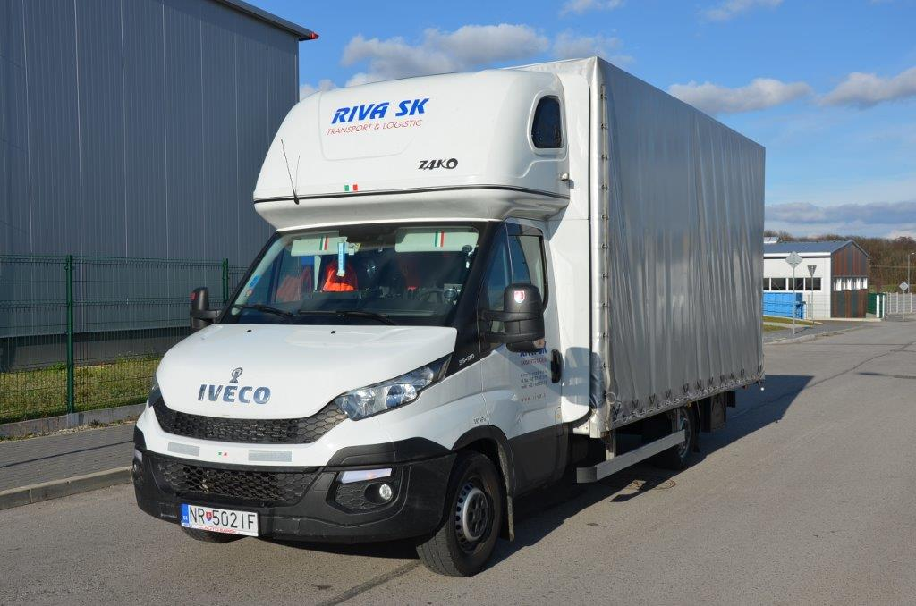 Iveco Daily 35S17, NR 502 IF