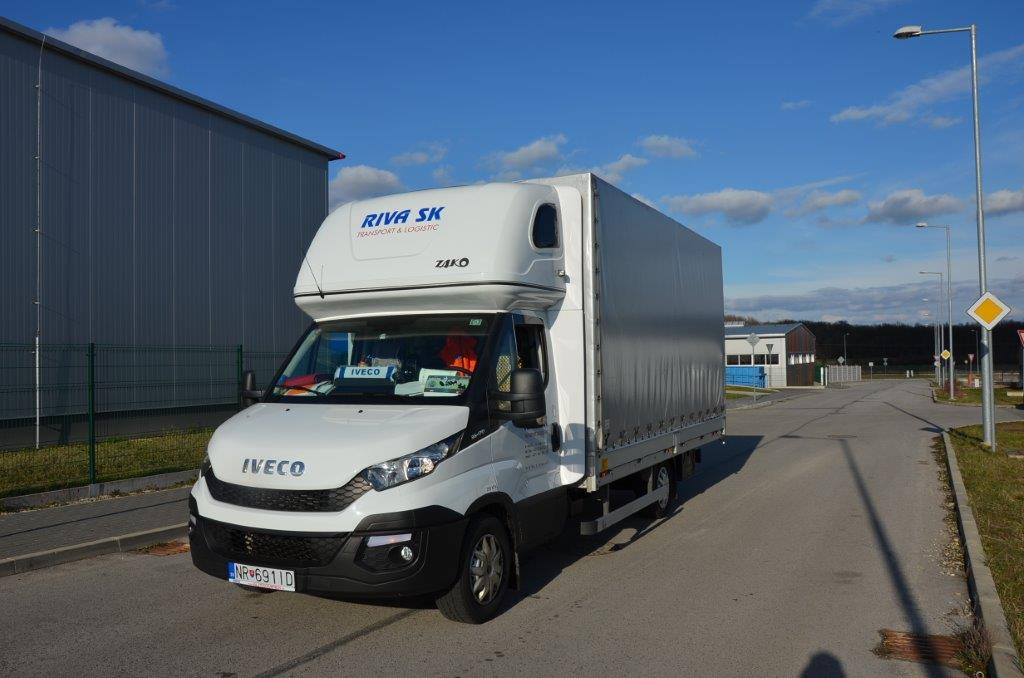 Iveco Daily 35S17, NR 691 ID